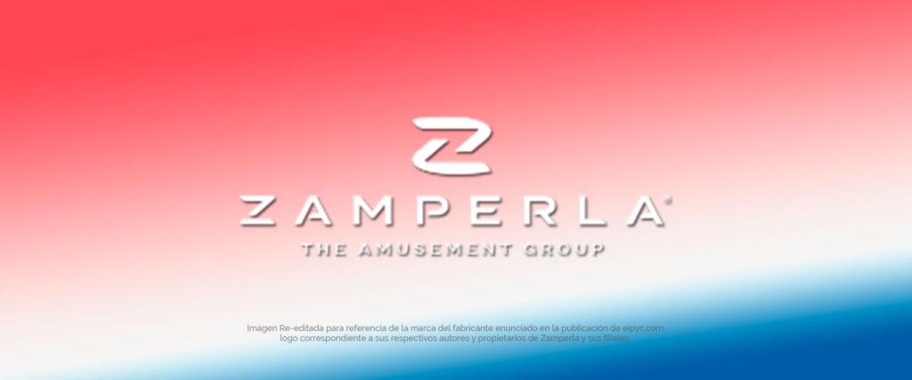 ZAMPERLA es una empresa que fabrica atracciones mecánicas y montañas rusas.